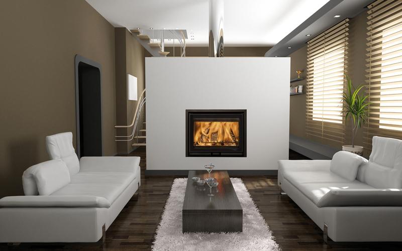 Hermsen haarden en kachels wanders square 75 - Interieur modern design ...